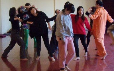 Danza Movimiento Terapia y niños con autismo