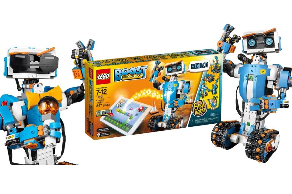 Kit de programación LEGO Boost Toolbox