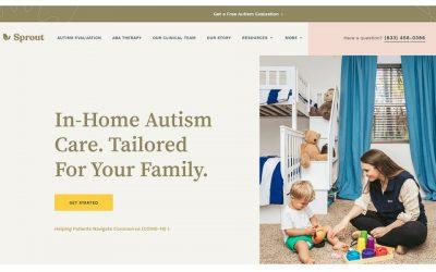 La startup Sprout lanza un programa de cuidado del autismo