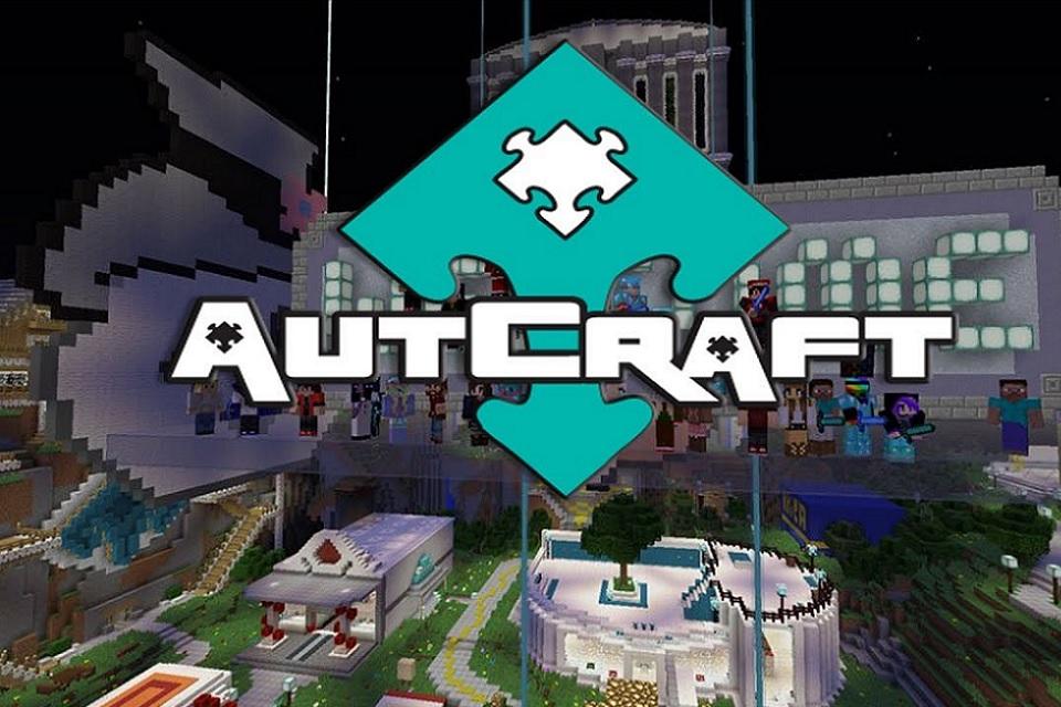 AutCrat, Minecraft para autismo