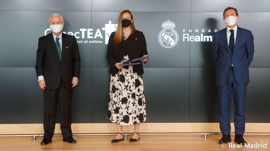 Fundación Real Madrid – Semana Mundial del Autismo