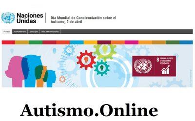 Día Mundial del Autismo, con distancia social